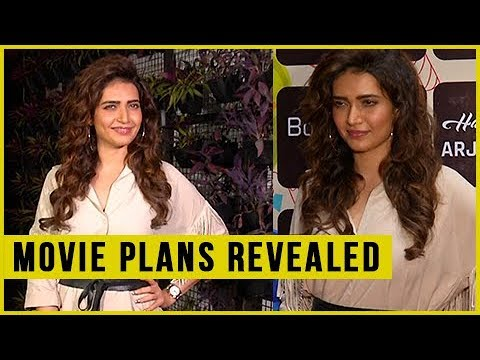 Karishma Tanna REVEALS About Her Movie Plans At Ar