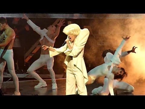 Lady Gaga – Bad Romance (Monster Ball LIVE Montreal 2009) HD