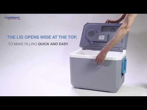 Campingaz® Powerbox Plus 36L Electric Camping Cooler - EN