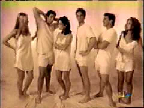 Banned Commercial - FRIENDS Cast in Underwear