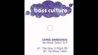 Download Lagu BCR037 : Chris Simmonds - No More Talking Mp3