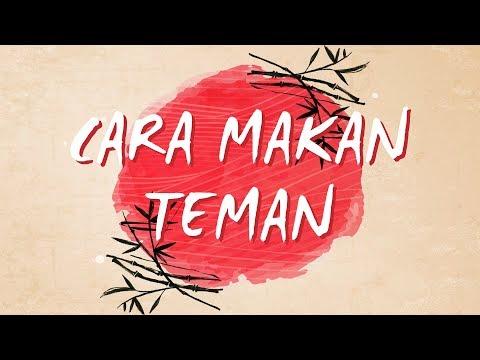 TUTORIAL MAKAN TEMAN (видео)