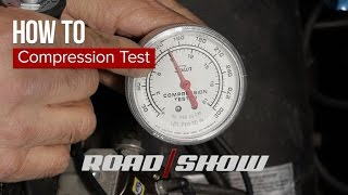 4. How to do a compression test on your engine