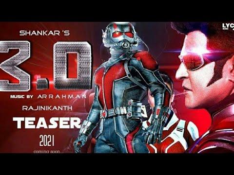 Robot 3.0 | official Trailer | Rajnikanth | 2021