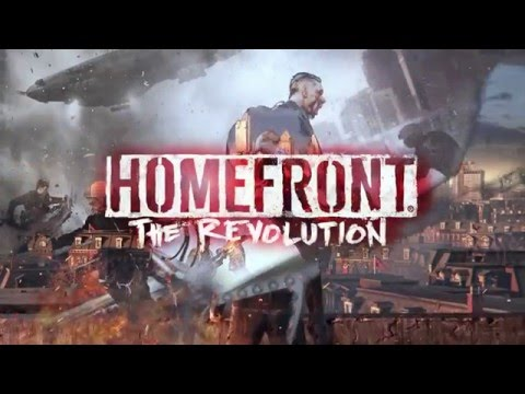 Homefront: The Revolution. Дневники локализации, часть первая.