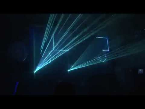 Laserov show MSD party