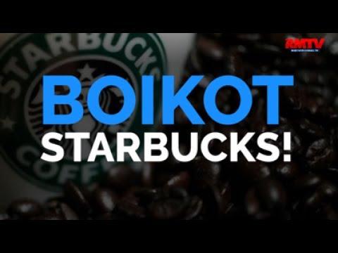 Boikot Starbucks!