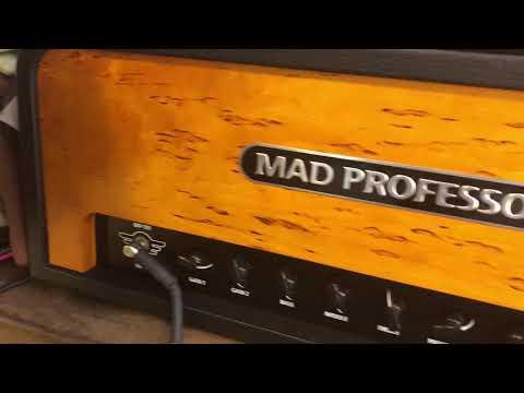 "MAD PROFESSOR MP101 PRS CUSTOM 24 LEFTY TOP10 D13 Cabinet 1x12"""