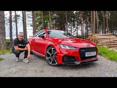 The New Audi TTRS 1st Drive | Joe Achilles |
