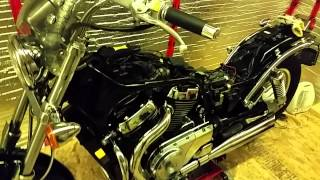 3. Suzuki Boulevard S50 2006 HID + LED upgrade