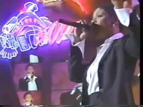 Soul Train 96' Performance - Chantay Savage - I Will Survive!