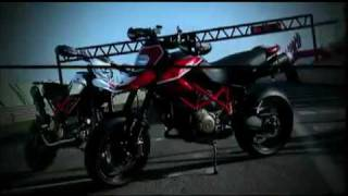 10. 2010 Ducati Hypermotard 1100 official video