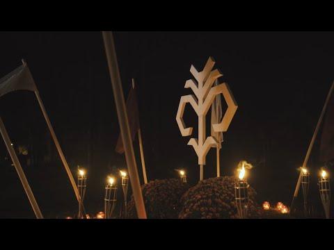 Jelgavas novada domes priekšsēdētāja Ziedoņa Caunes uzruna 18.novembrī