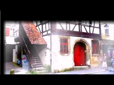Travel around the world  Tübingen, Germany  a historic university city