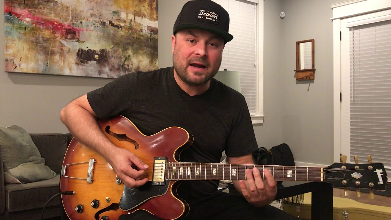 Guthrie Trapp – Combining Arpeggios and Scales