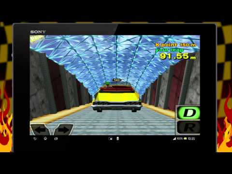 Video of Crazy Taxi
