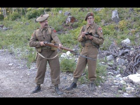 CQB Shooting of World War Two (часть первая)