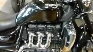 2. Triumph Rocket III Roadster 2294 ccm 148 Hp 216 km/h 2012 * see also Playlist