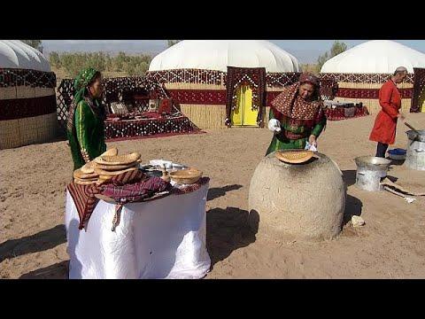 «Ισλεκλί»: Η παραδοσιακή κρεατόπιτα του Τουρκμενιστάν
