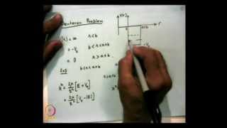 Mod-06 Lec-21 TheTwo Body Problem: The Hydrogen Atom, The Deutron