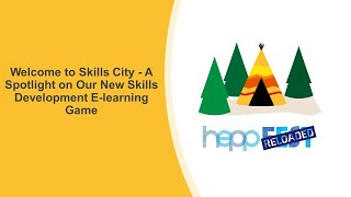 Welcome to Skills City