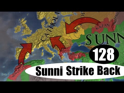 SUNNI - Welcome to Shenryyr2 plays Kazan in Europa Universalis 4 Multiplayer with Quill18 and Maddjinn. Our task today: Conquest of Europe, bringing the light of Sunni to those misguided Christians....