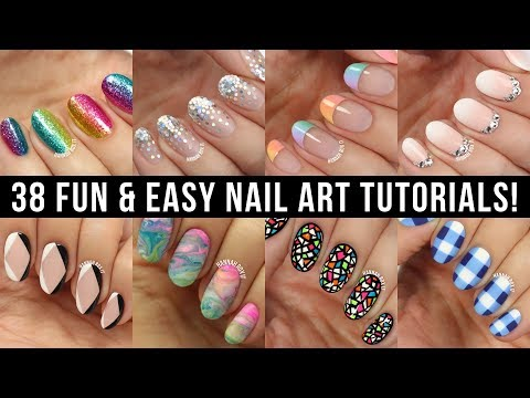 New Nail Art 2018 Fun & Easy Nail Art Compilation