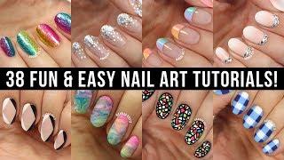 New Nail Art 2018 Fun & Easy Nail Art Compilation