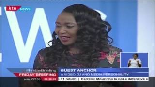 Guest Anchor:  Video DJ and Media Personality Pierra Makenna