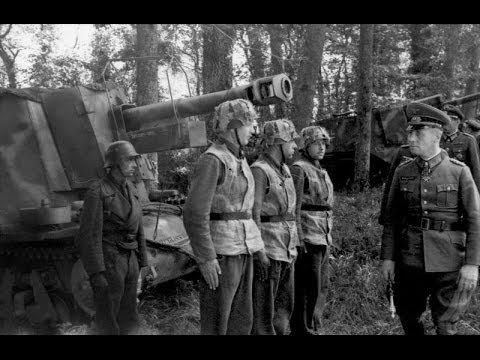 II WŚ. Generałowie Hitlera. Erwin Rommel