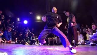 Tio vs Slow Man – 2019 대스미이스 Popping BEST16