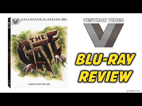 THE GATE (1987) - Blu-ray Review (Vestron Video)