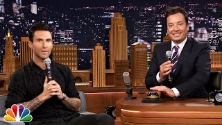 Wheel of Musical Impressions with Adam Levine - YouTube