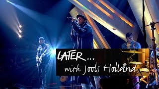 Anderson .Paak & The Free Nationals - Am I Wrong  - Later... with Jools Holland - BBC Two