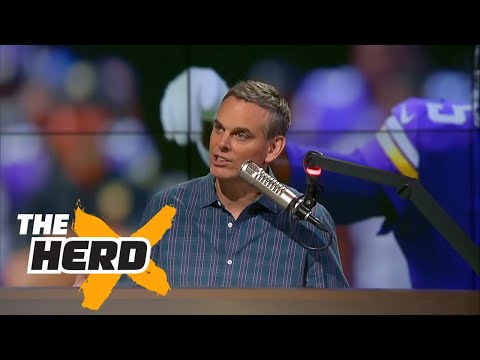 Teddy Bridgewater's knee injury is bad, but not the end of the season for the Vikings | THE HERD