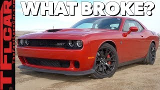 Here's Everything that Broke (And Everything That Didn't ) After Living with a Hellcat for 3-years! by The Fast Lane Car