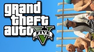 GTA 5! -  The Crew Vacation!! (GTA 5