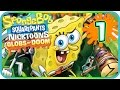 Spongebob Squarepants Nicktoons: Globs Of Doom Walkthro