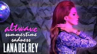 Lana Del Rey – Summertime Sadness (instrumental synthwave / 80s version by ALTWAVE)