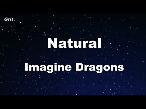 Natural - Imagine Dragons Karaoke 【No Guide Melody】 Instrumental