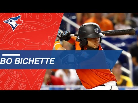 Video: Top Prospects: Bo Bichette, SS, Blue Jays