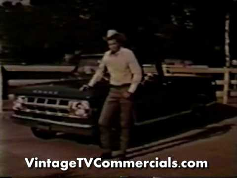 1960's Dodge Commercial