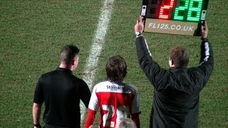 One Direction's Louis Tomlinson Plays Football For Doncaster Rovers