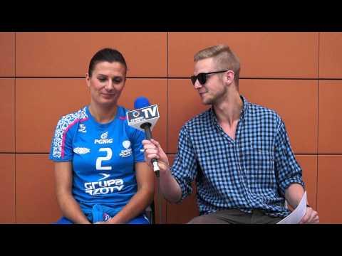 Mariola Zenik zdradza, jaka jest jej wymarzona pozycja na boisku