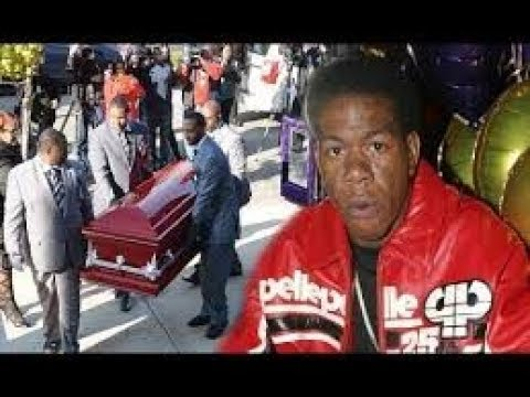 No Celebrities at Craig Mack's funeral only DJ Scratch