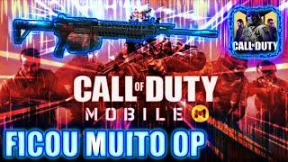 Tudocelular - Jogando com a M4LMG no Nível Máximo - Call Of Duty Mobile