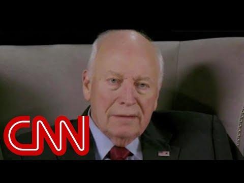 Did Sacha Baron Cohen punk Dick Cheney?