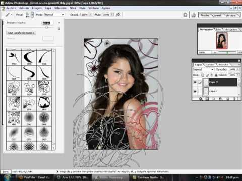 decora tus imagenes con photoshop