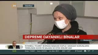 Hayaller Gerçek Oldu Hak Sahipleri Evlerine Kavuştu - 24 Tv