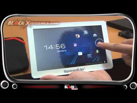 BX Closer Look Gadget & Tech - SpeedUp Pad Ice